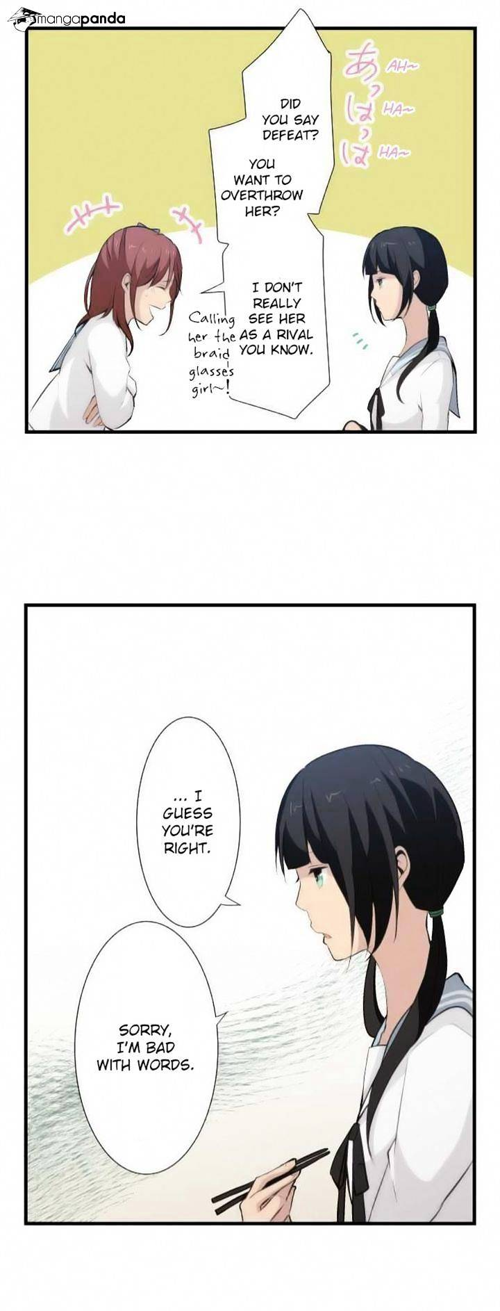 ReLIFE Chapter 56  Online Free Manga Read Image 21