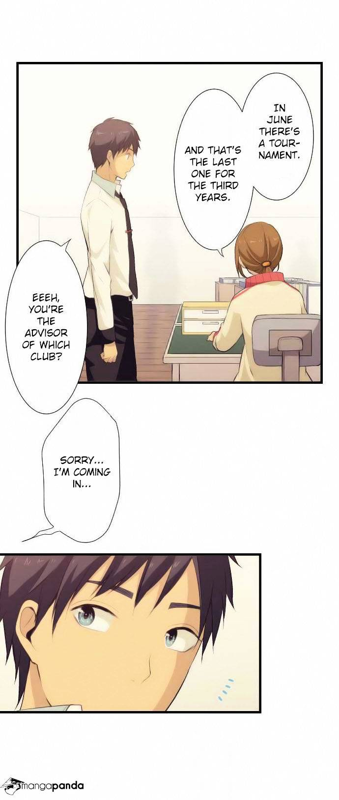 ReLIFE Chapter 57  Online Free Manga Read Image 20