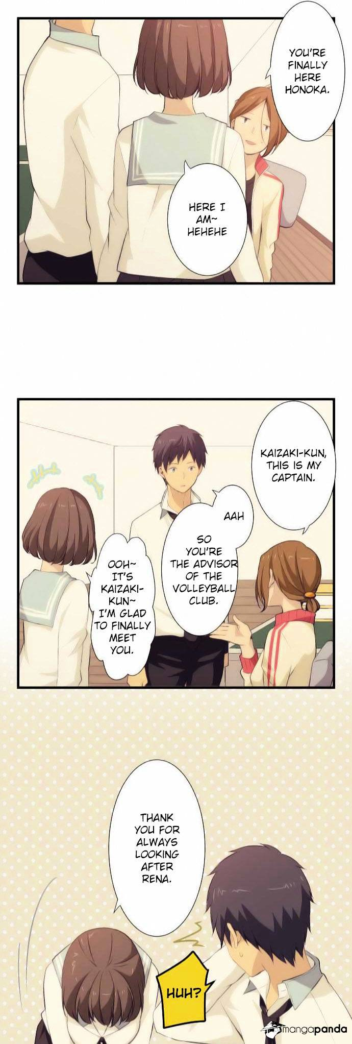ReLIFE Chapter 57  Online Free Manga Read Image 22