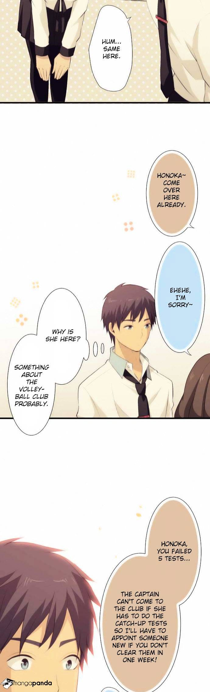 ReLIFE Chapter 57  Online Free Manga Read Image 23