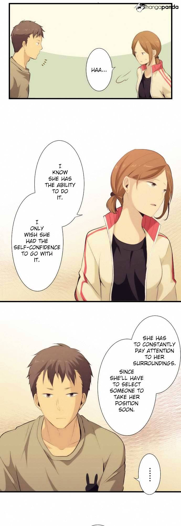 ReLIFE Chapter 58  Online Free Manga Read Image 9