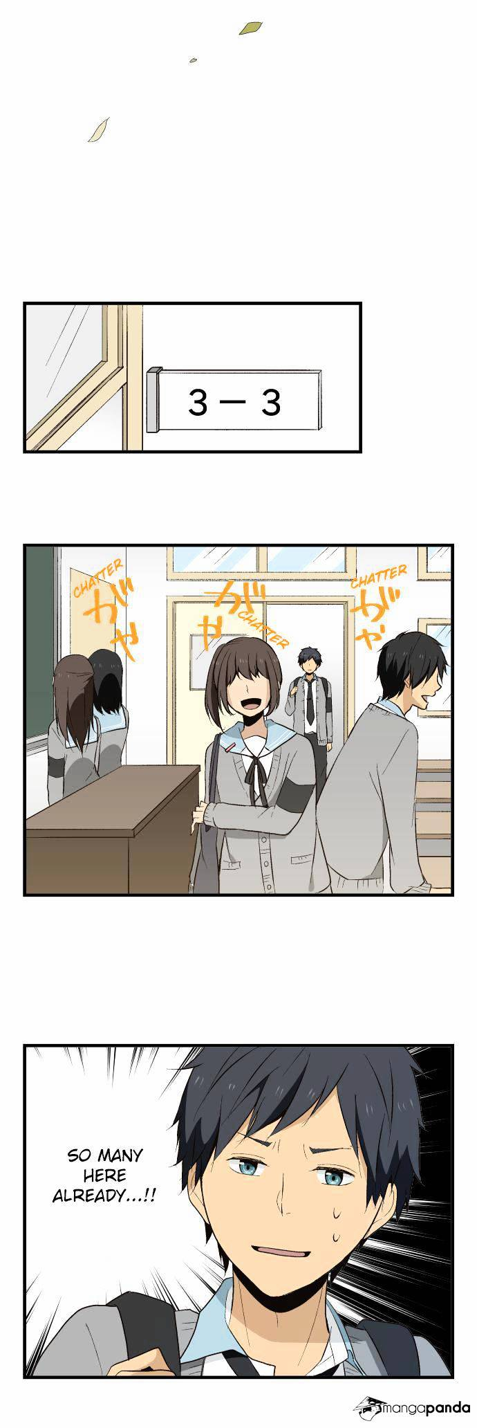 ReLIFE Chapter 6  Online Free Manga Read Image 14