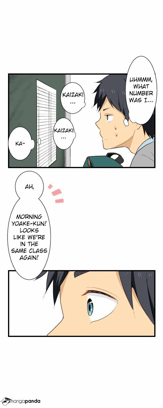ReLIFE Chapter 6  Online Free Manga Read Image 18