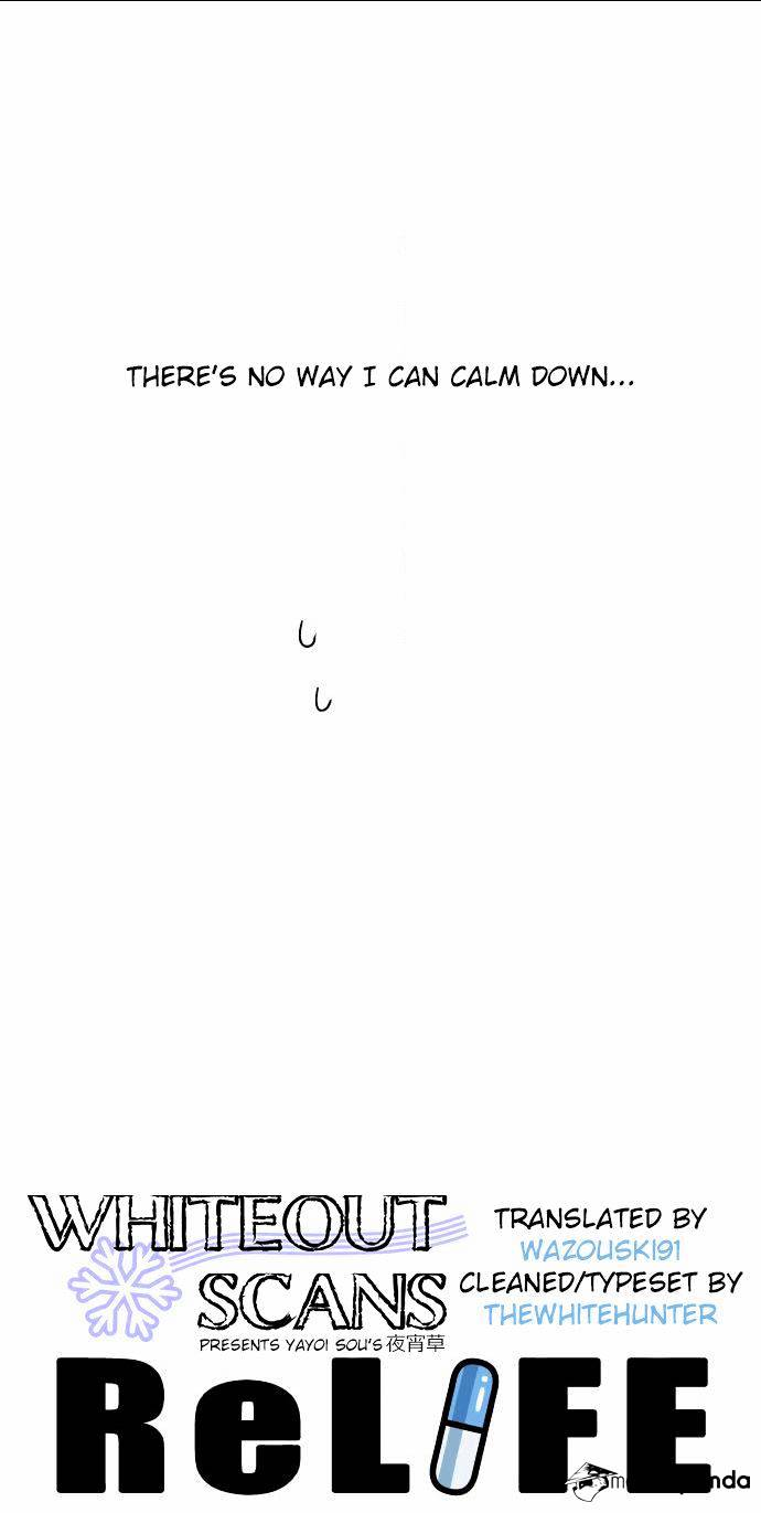 ReLIFE Chapter 6  Online Free Manga Read Image 5