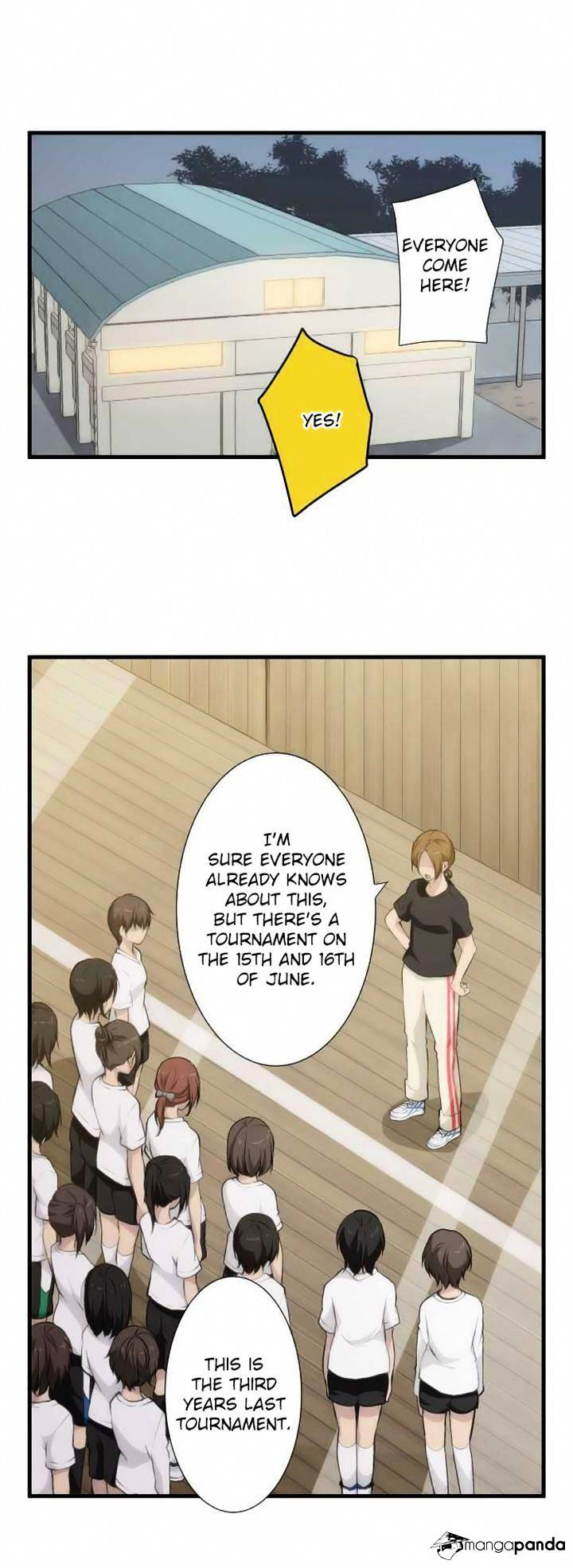 ReLIFE Chapter 60  Online Free Manga Read Image 1
