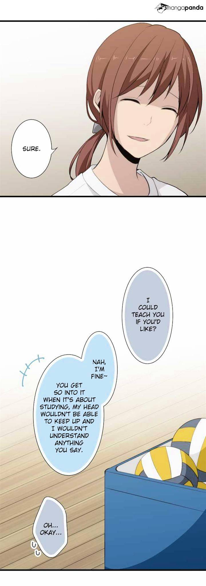 ReLIFE Chapter 60  Online Free Manga Read Image 6