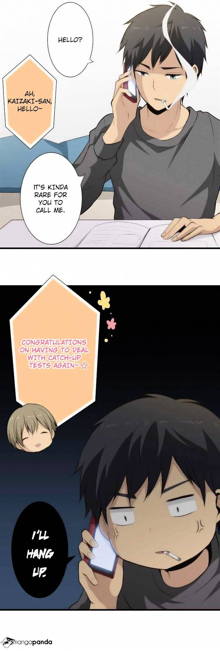 ReLIFE Chapter 61  Online Free Manga Read Image 13