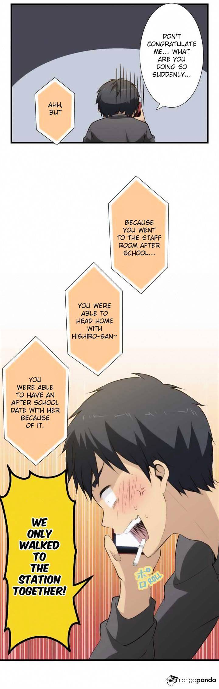 ReLIFE Chapter 61  Online Free Manga Read Image 14