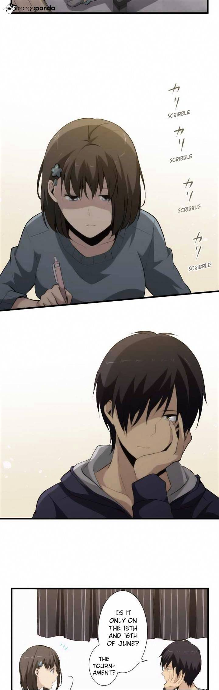 ReLIFE Chapter 61  Online Free Manga Read Image 6