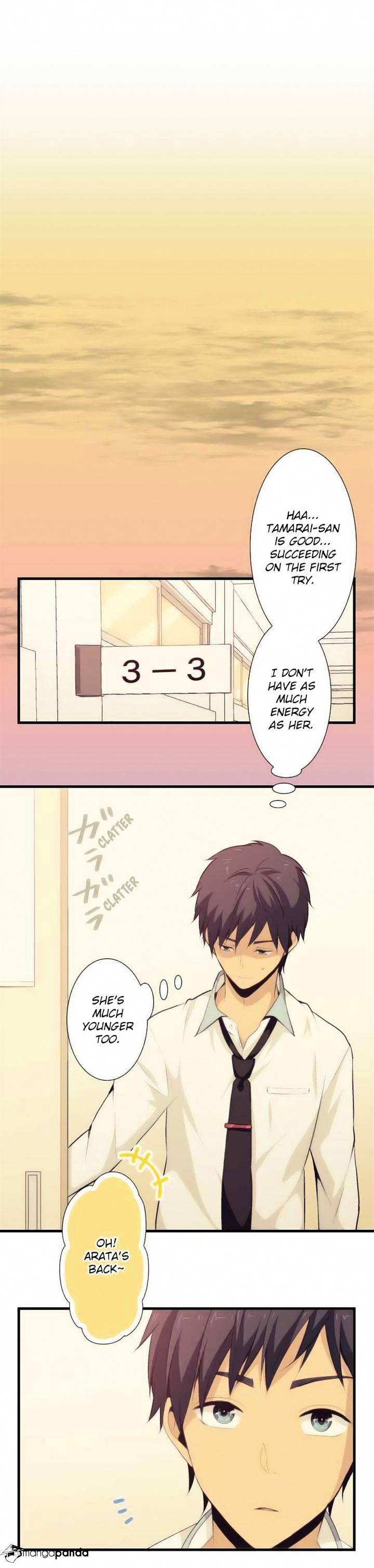 ReLIFE Chapter 62  Online Free Manga Read Image 13