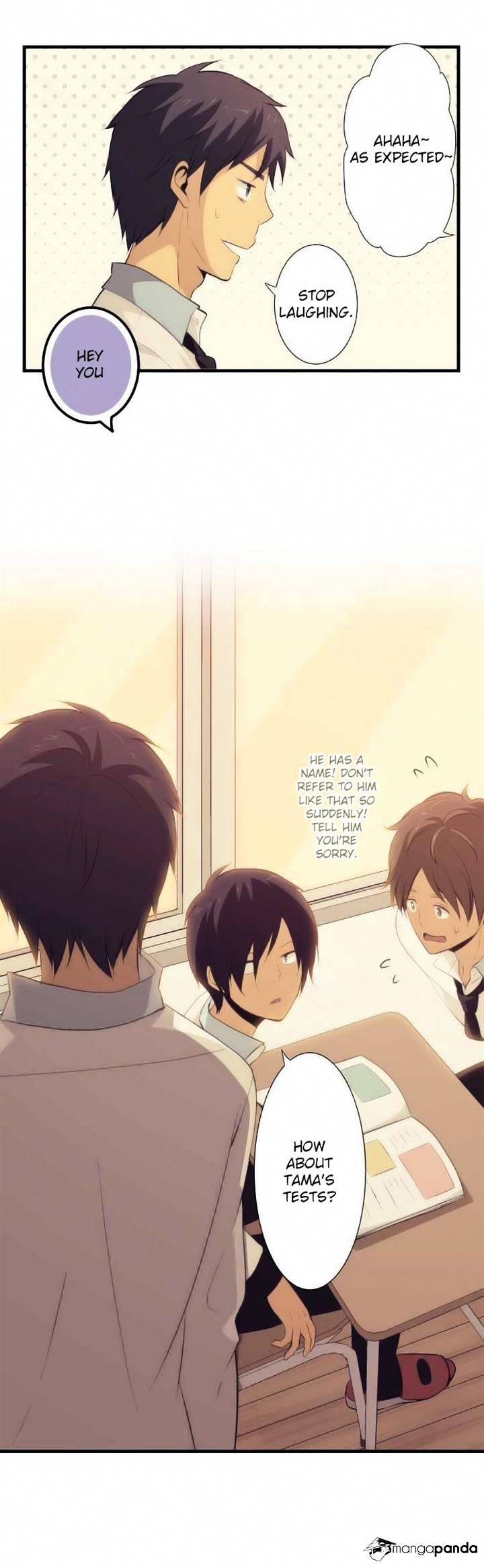 ReLIFE Chapter 62  Online Free Manga Read Image 16