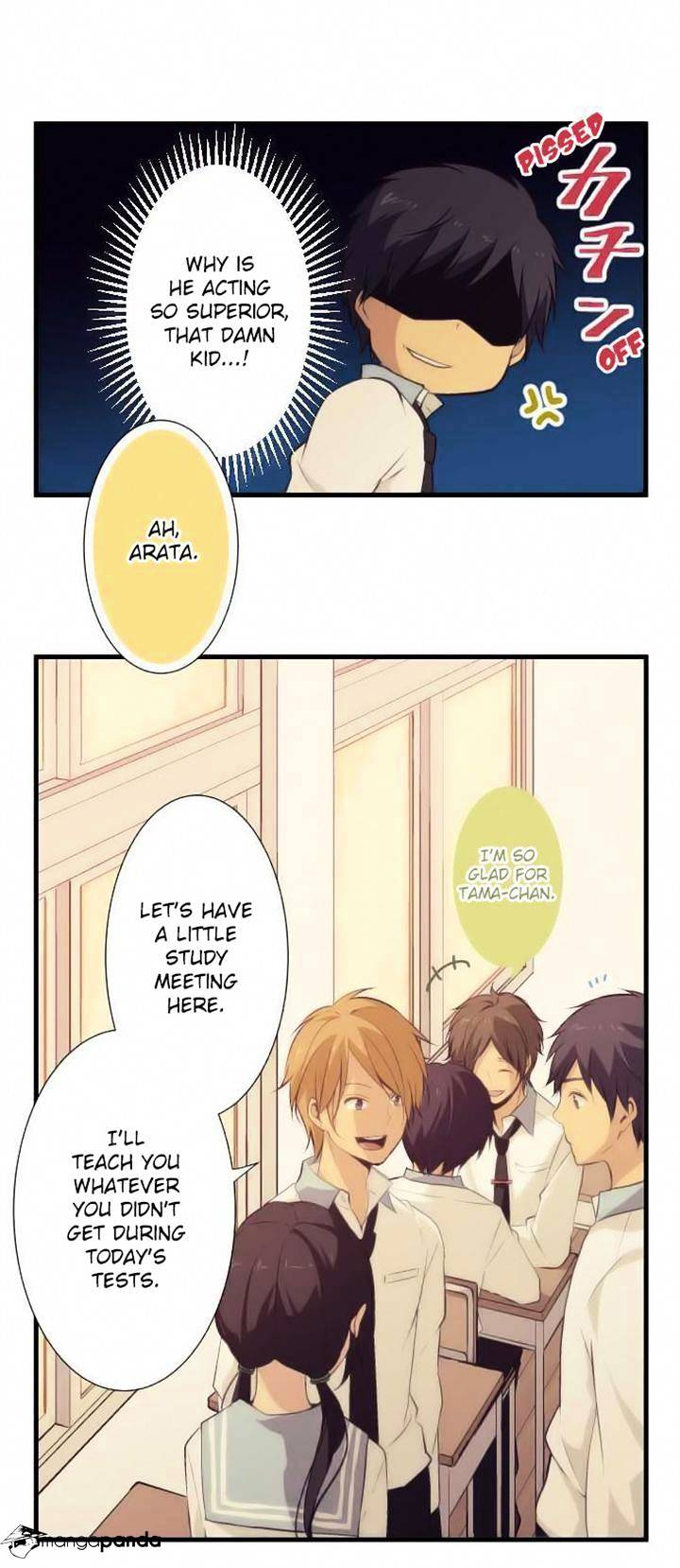 ReLIFE Chapter 62  Online Free Manga Read Image 18
