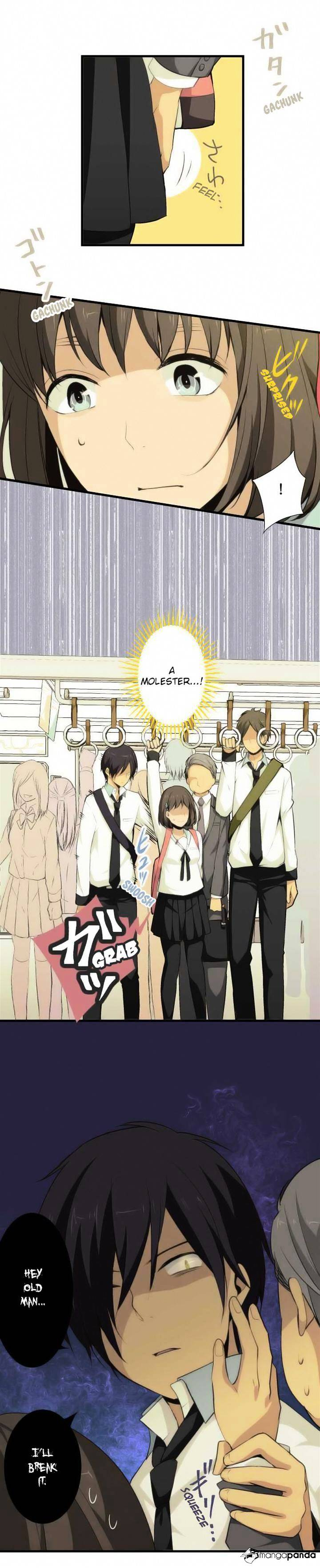ReLIFE Chapter 62  Online Free Manga Read Image 2