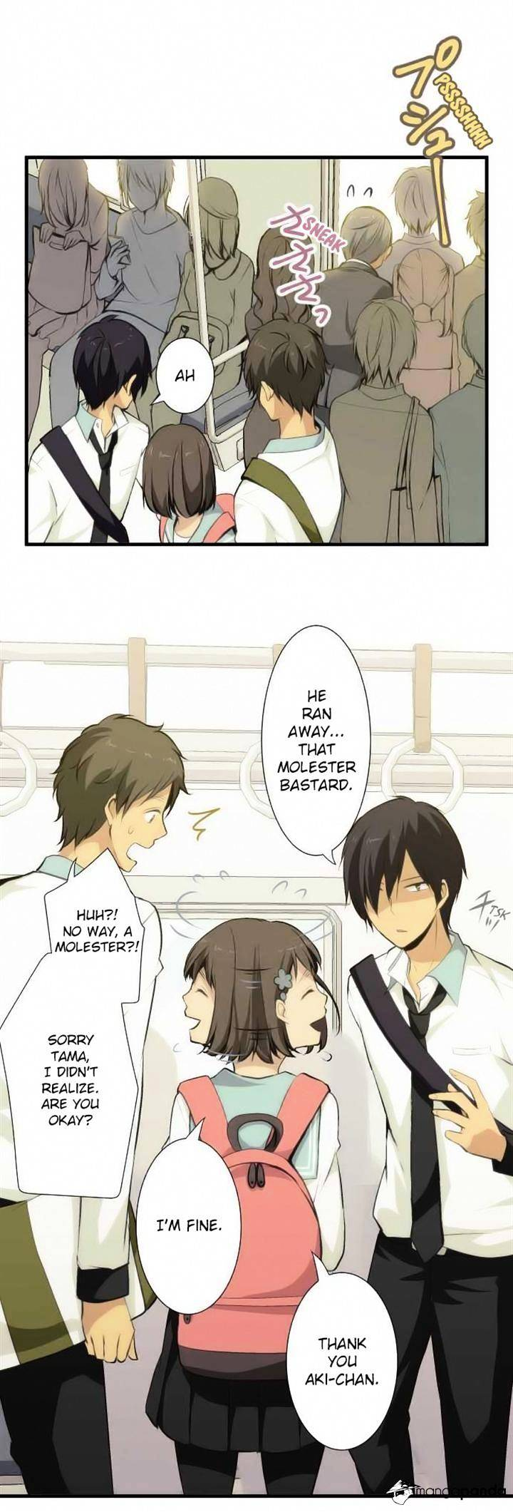 ReLIFE Chapter 62  Online Free Manga Read Image 4
