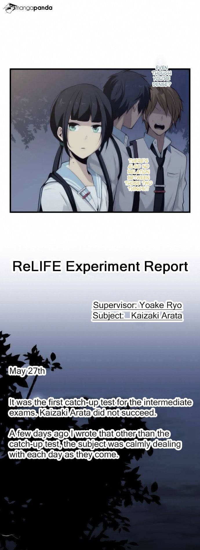 ReLIFE Chapter 64  Online Free Manga Read Image 25