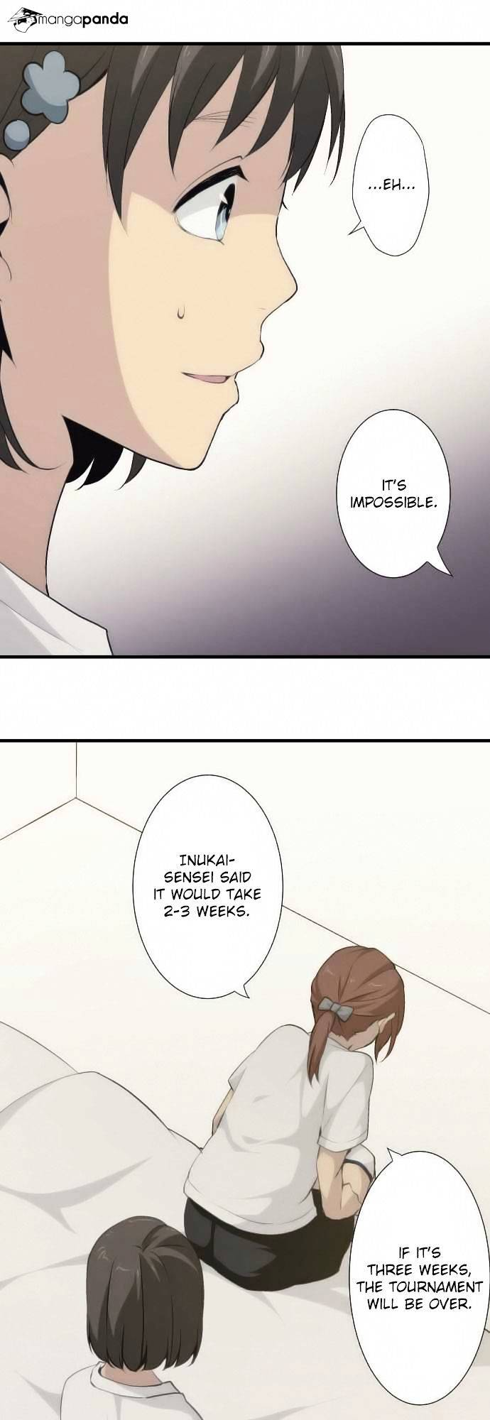 ReLIFE Chapter 64  Online Free Manga Read Image 9