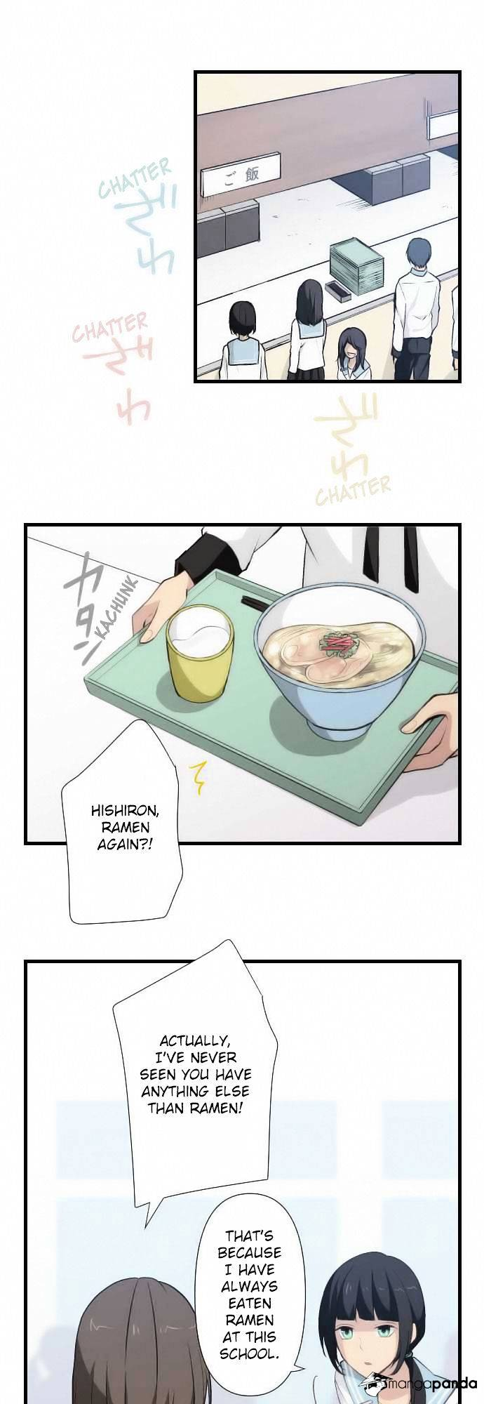 ReLIFE Chapter 65  Online Free Manga Read Image 4