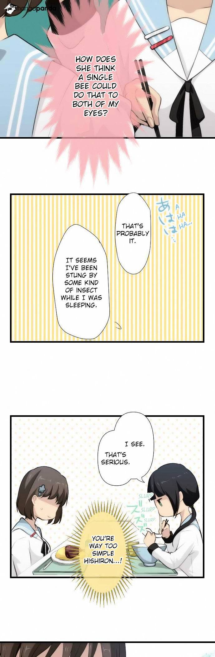 ReLIFE Chapter 65  Online Free Manga Read Image 8