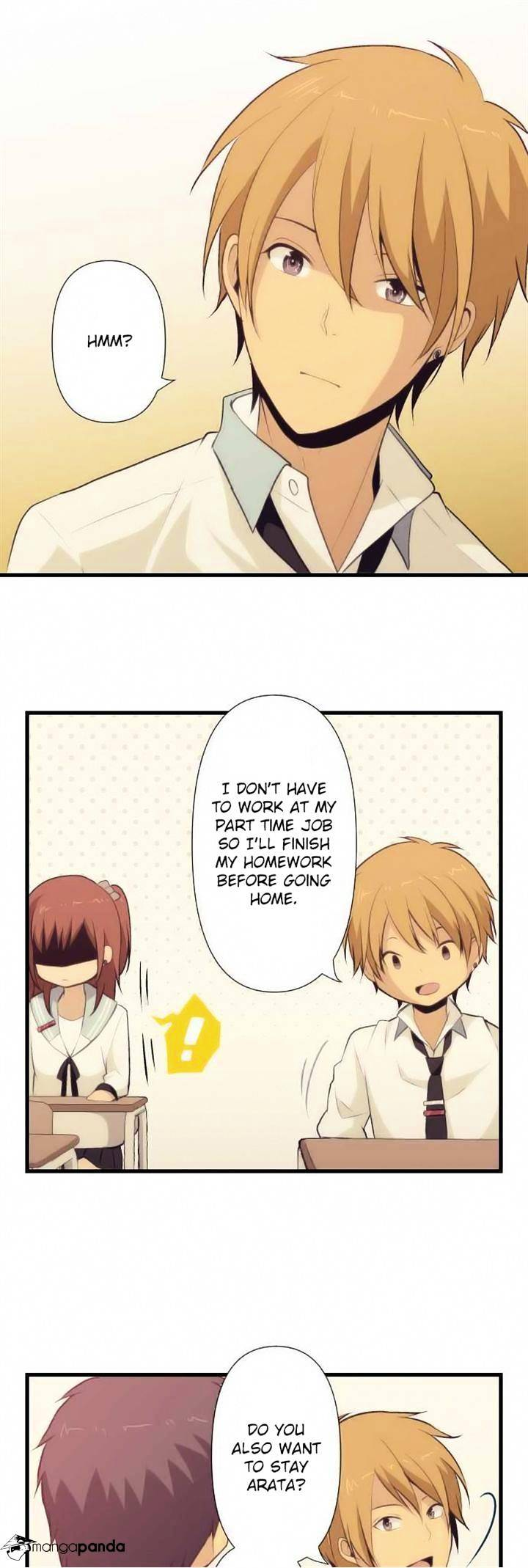 ReLIFE Chapter 66  Online Free Manga Read Image 18