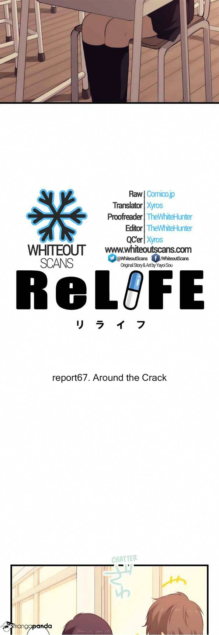 ReLIFE Chapter 67  Online Free Manga Read Image 4