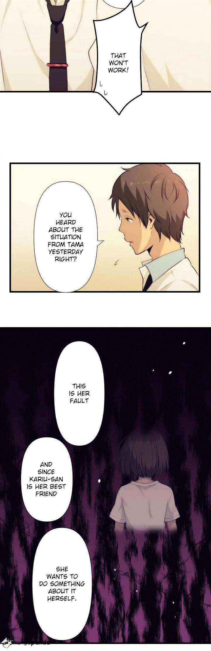 ReLIFE Chapter 67  Online Free Manga Read Image 9