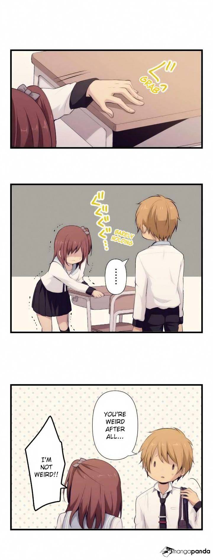 ReLIFE Chapter 68  Online Free Manga Read Image 12