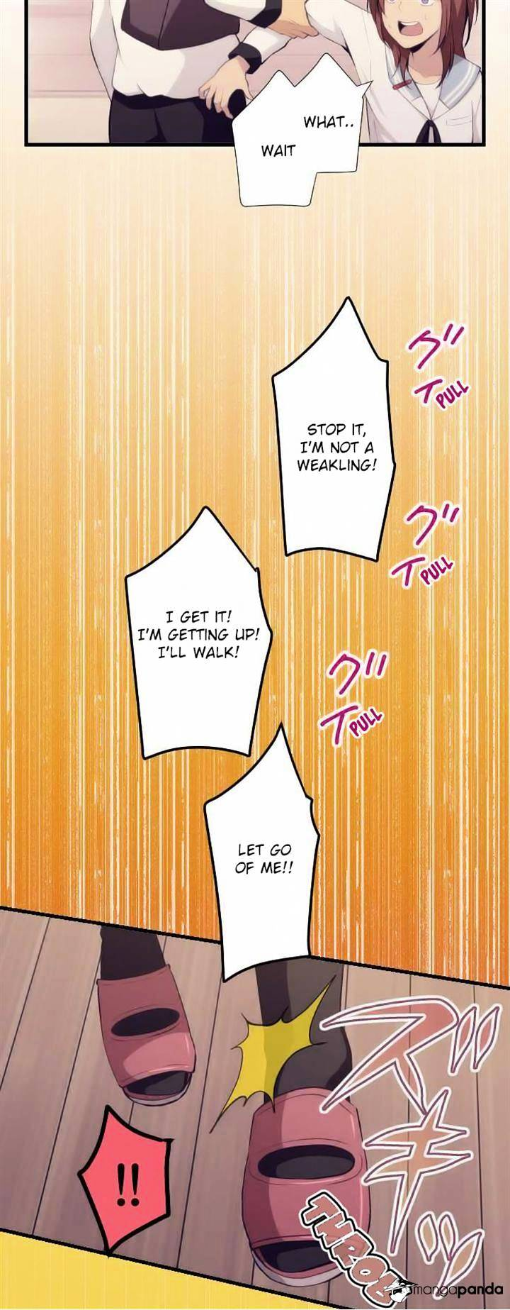 ReLIFE Chapter 68  Online Free Manga Read Image 2