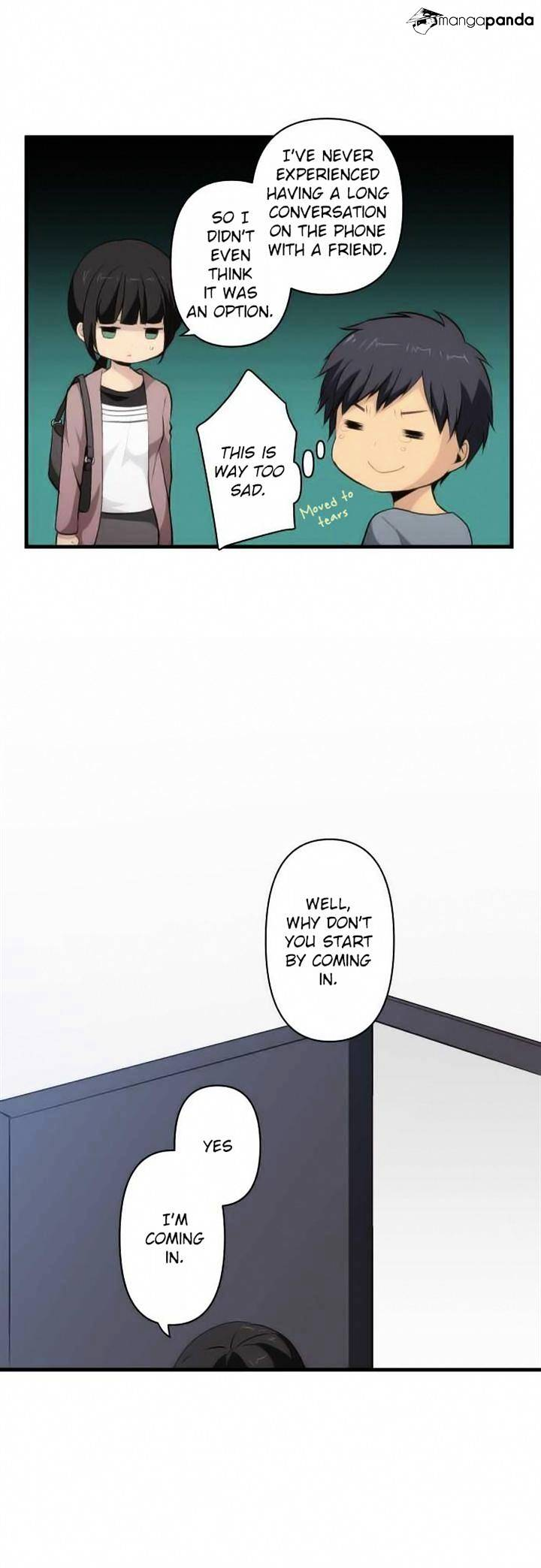 ReLIFE Chapter 70  Online Free Manga Read Image 17