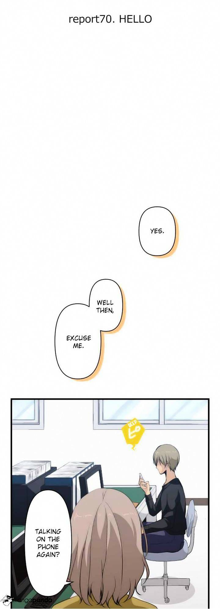 ReLIFE Chapter 70  Online Free Manga Read Image 3