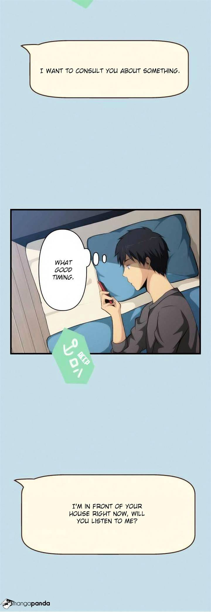 ReLIFE Chapter 70  Online Free Manga Read Image 9