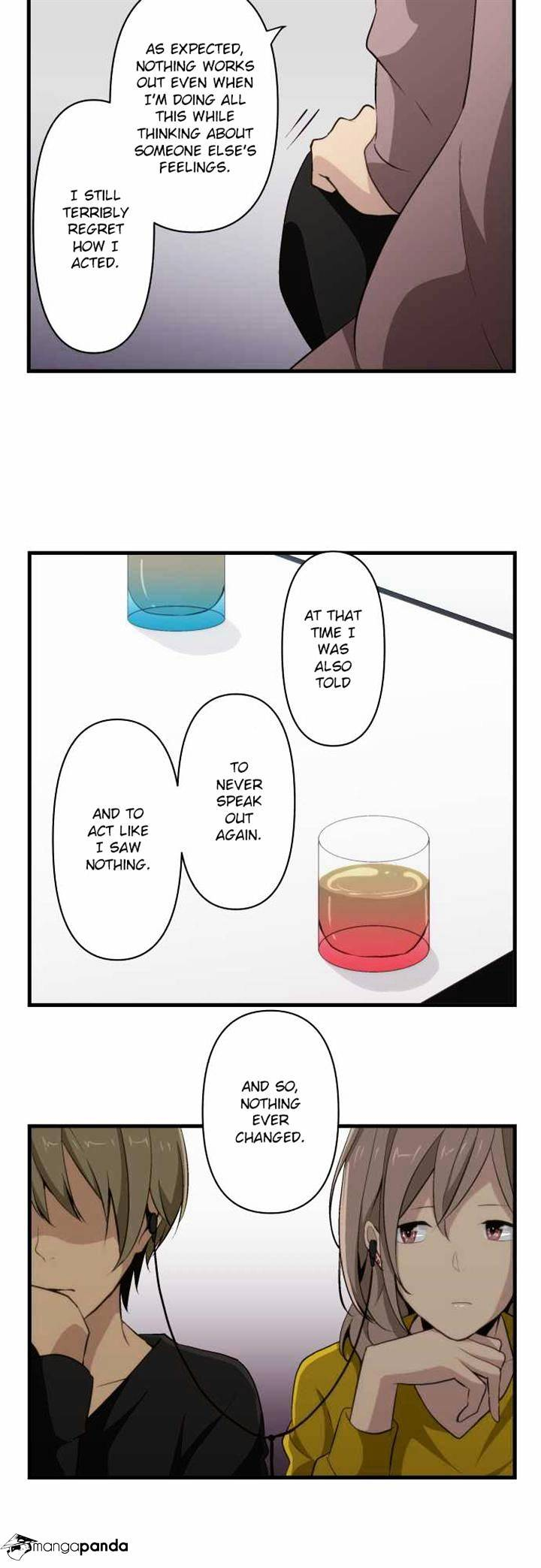ReLIFE Chapter 71  Online Free Manga Read Image 16