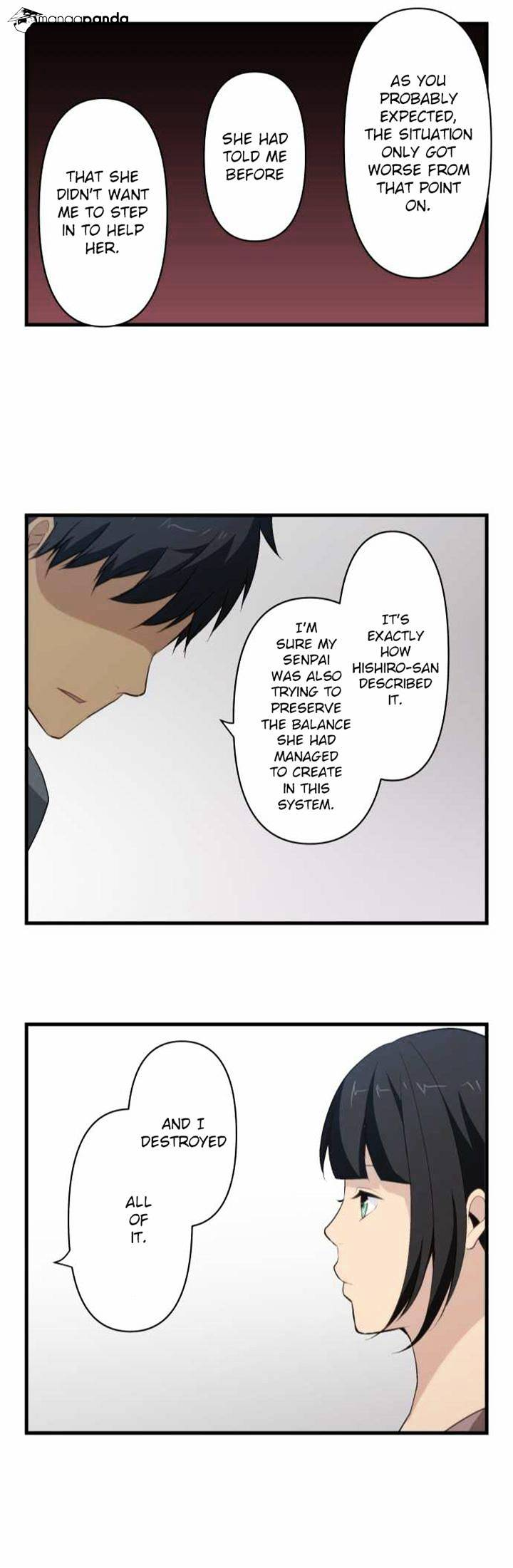 ReLIFE Chapter 71  Online Free Manga Read Image 22