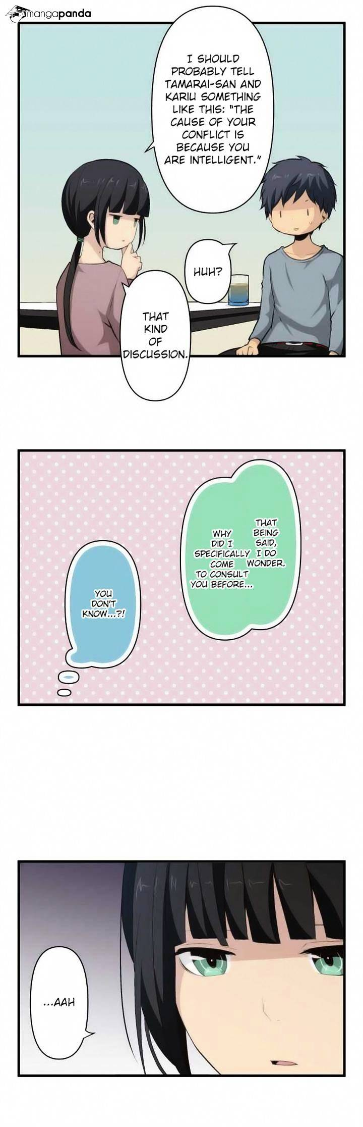 ReLIFE Chapter 71  Online Free Manga Read Image 6