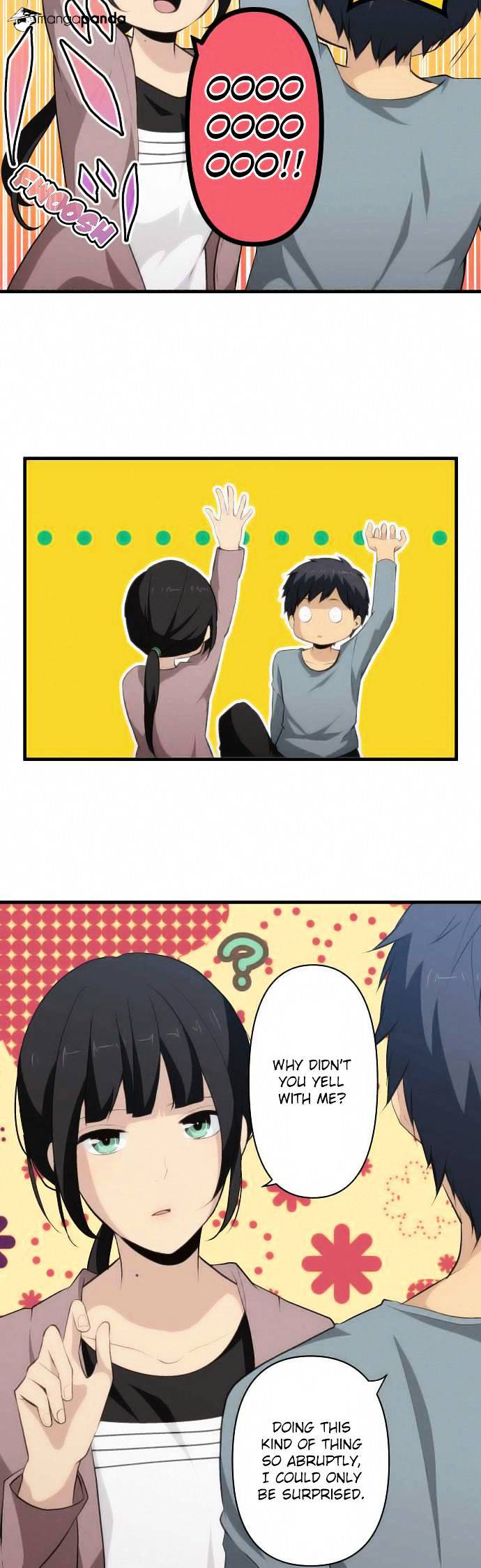 ReLIFE Chapter 73  Online Free Manga Read Image 4