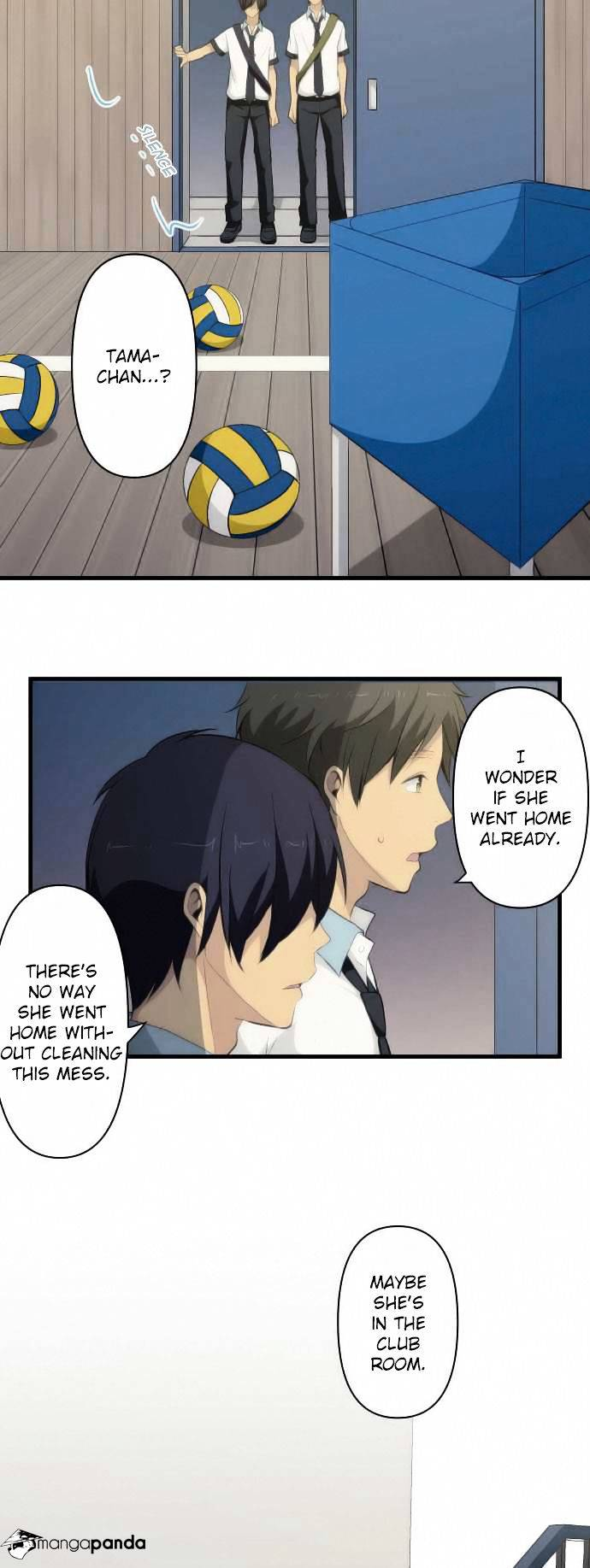 ReLIFE Chapter 74  Online Free Manga Read Image 8