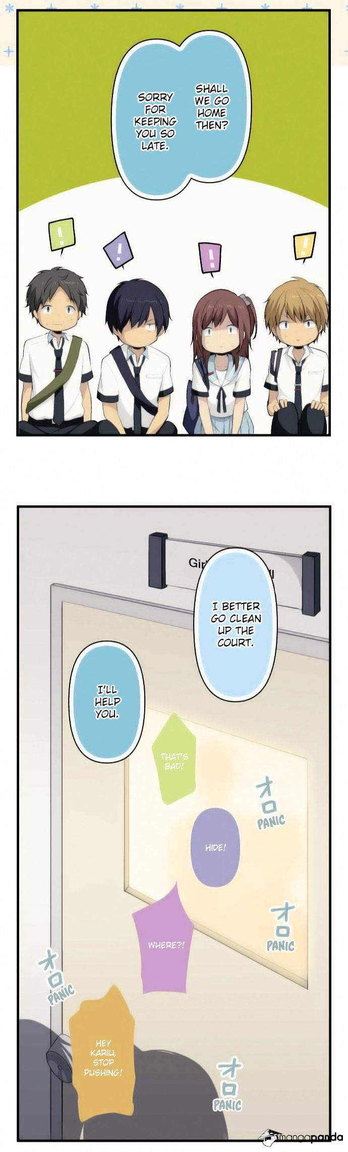 ReLIFE Chapter 76  Online Free Manga Read Image 23