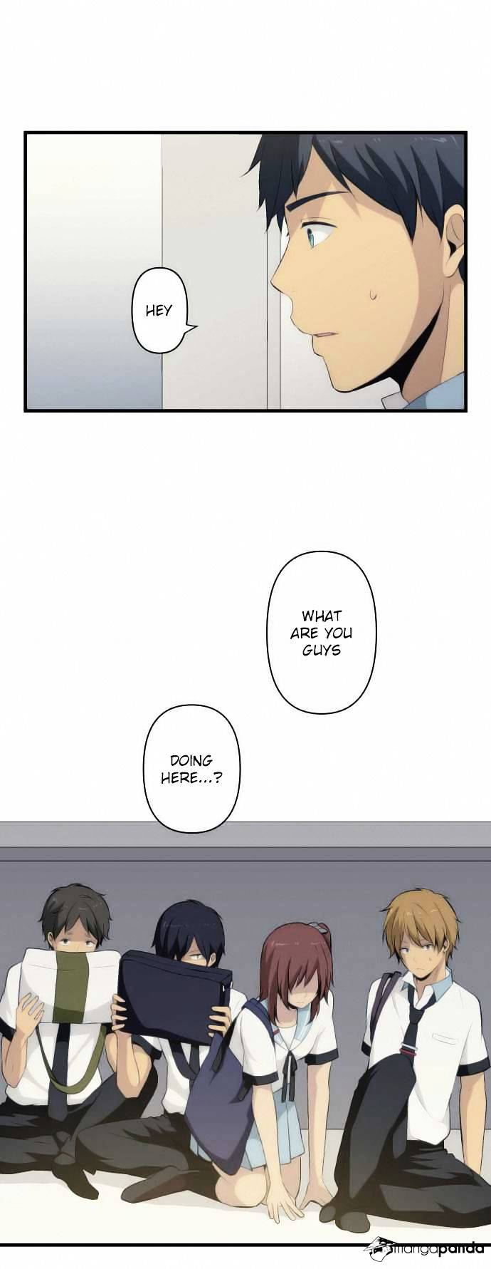 ReLIFE Chapter 77  Online Free Manga Read Image 1