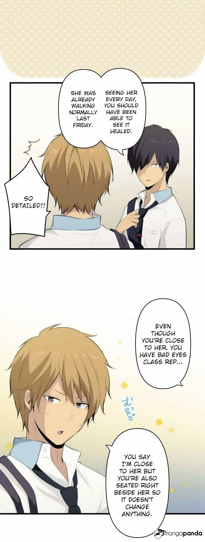 ReLIFE Chapter 77  Online Free Manga Read Image 15