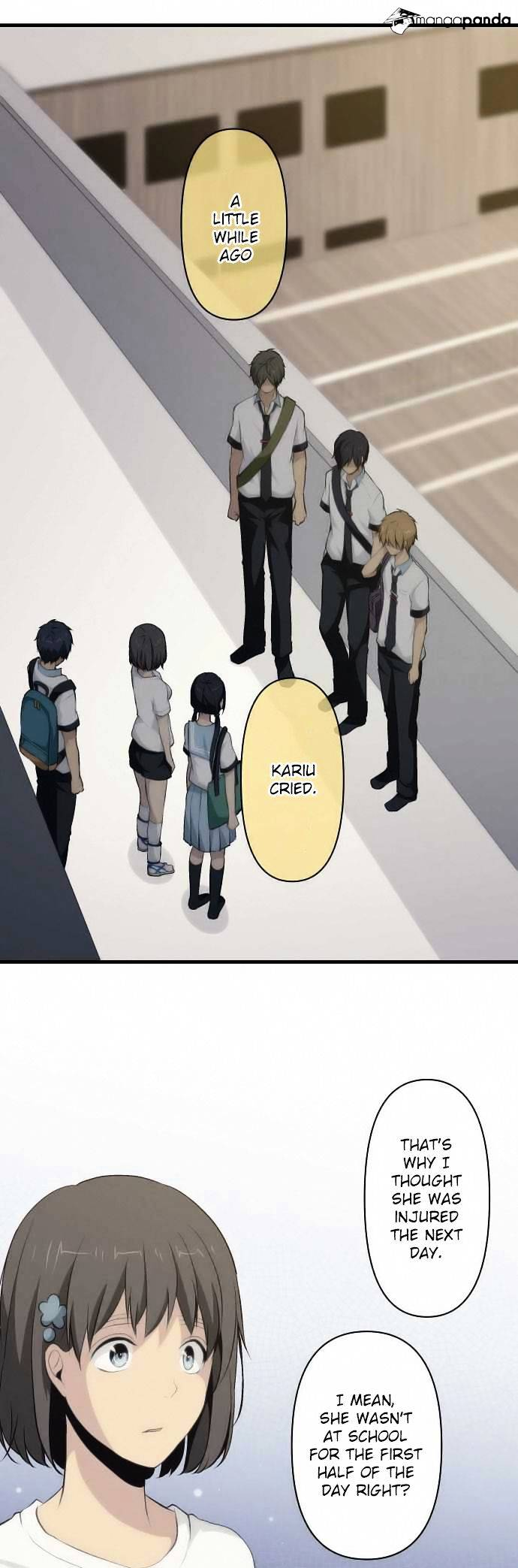 ReLIFE Chapter 77  Online Free Manga Read Image 17