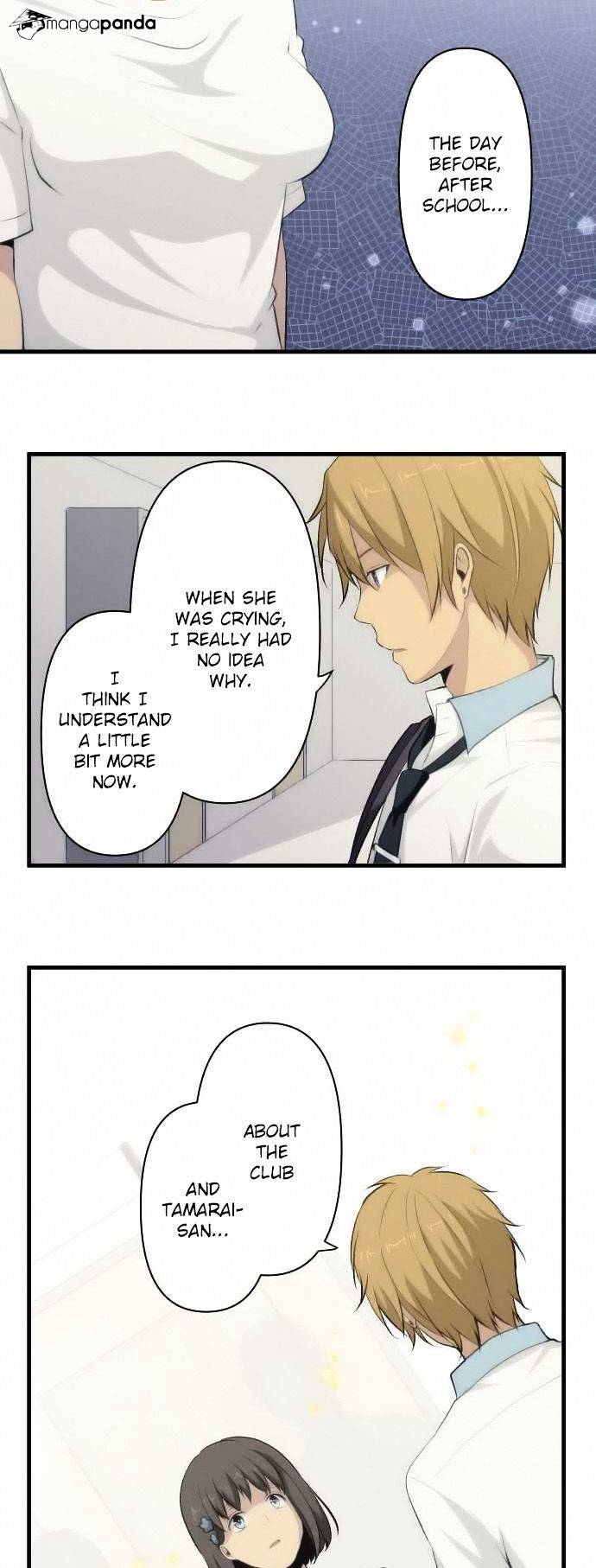 ReLIFE Chapter 77  Online Free Manga Read Image 18