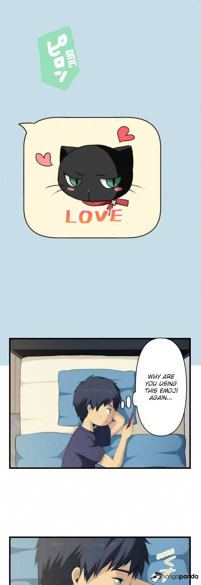 ReLIFE Chapter 78  Online Free Manga Read Image 16