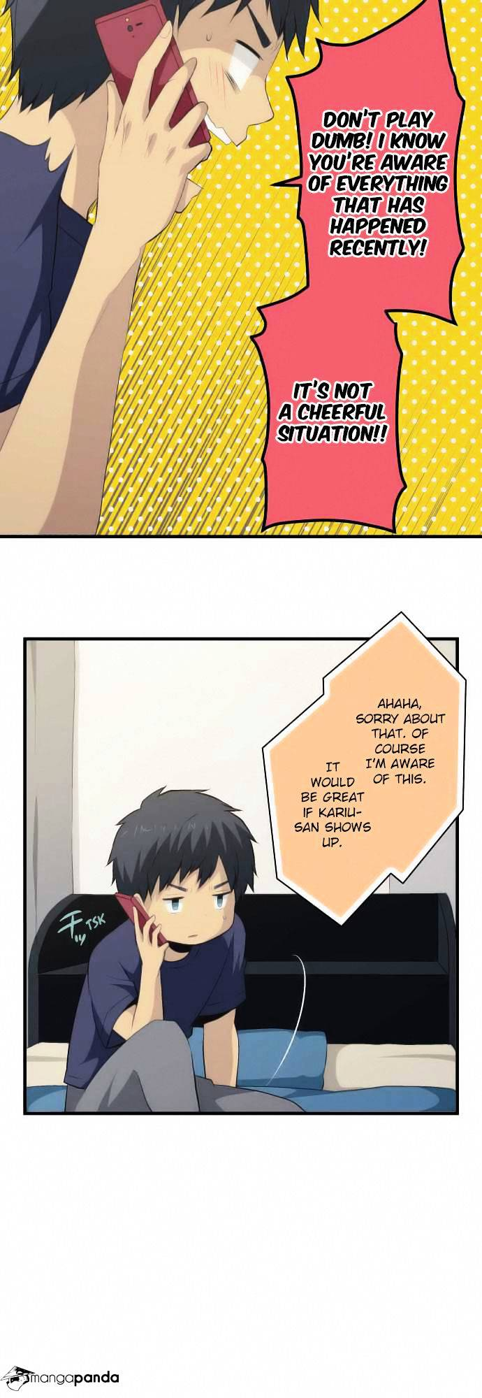 ReLIFE Chapter 78  Online Free Manga Read Image 20