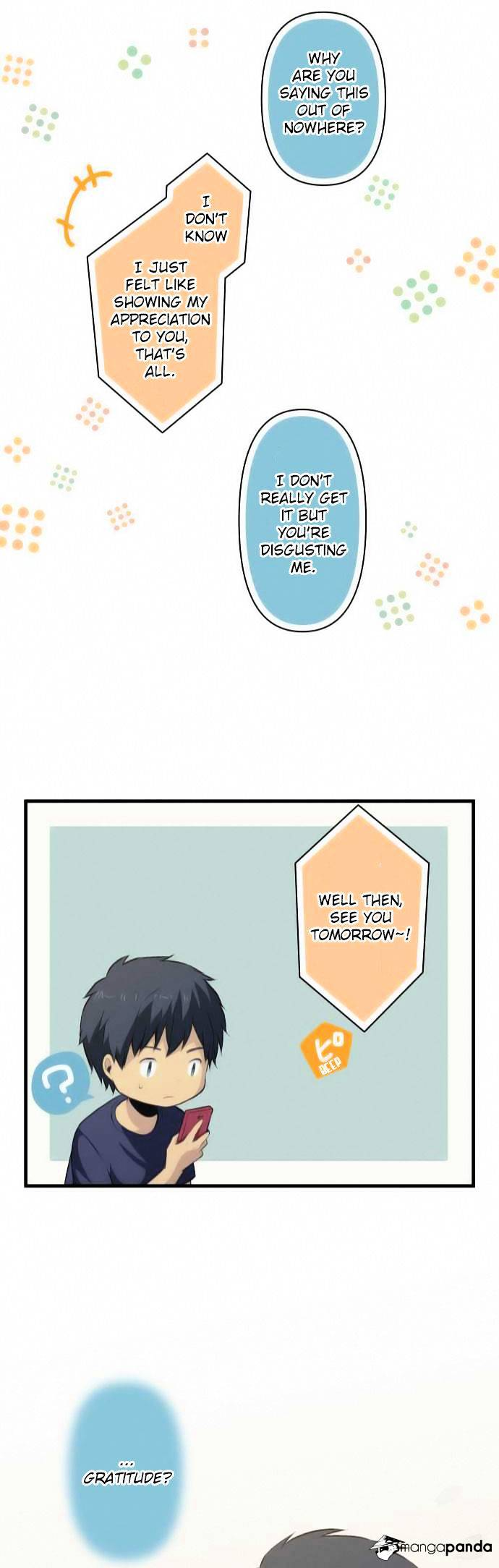ReLIFE Chapter 78  Online Free Manga Read Image 22