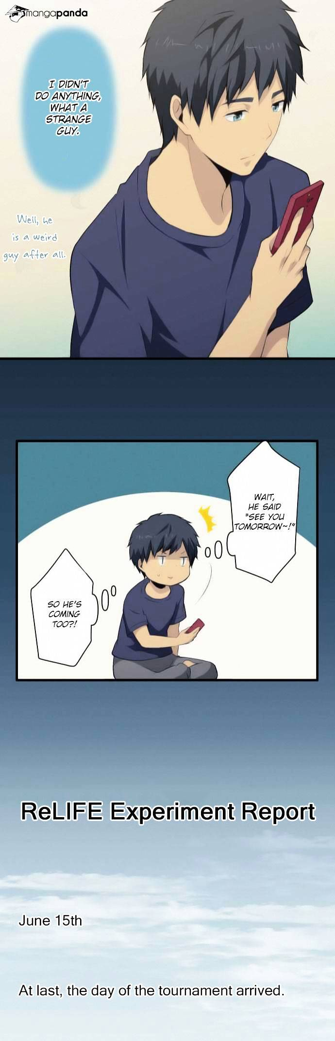 ReLIFE Chapter 78  Online Free Manga Read Image 23