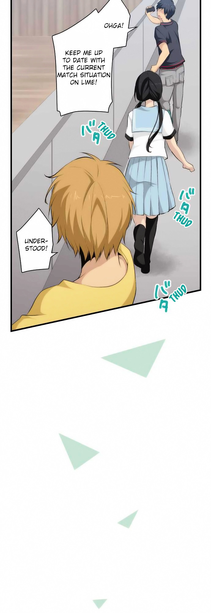 ReLIFE Chapter 79  Online Free Manga Read Image 12