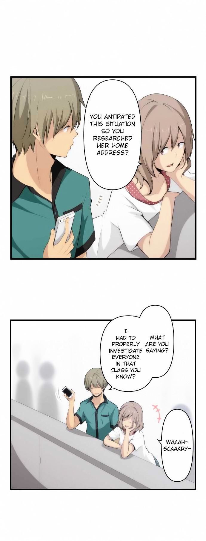 ReLIFE Chapter 79  Online Free Manga Read Image 13