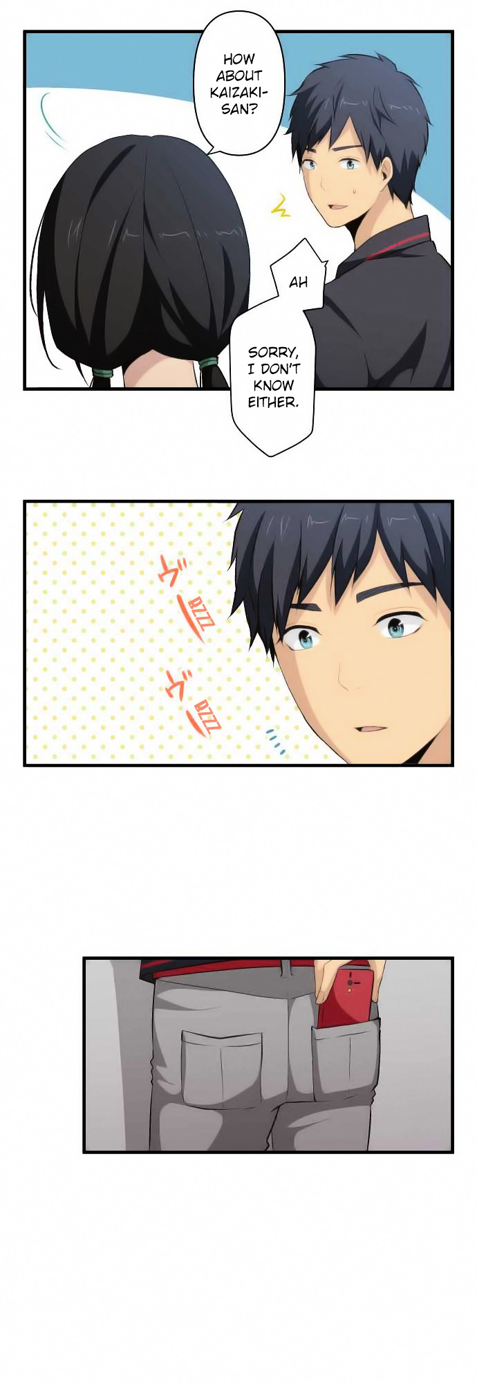 ReLIFE Chapter 79  Online Free Manga Read Image 9