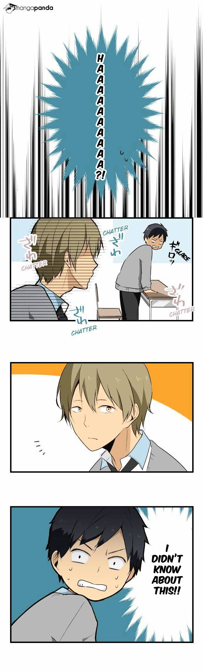 ReLIFE Chapter 8  Online Free Manga Read Image 15