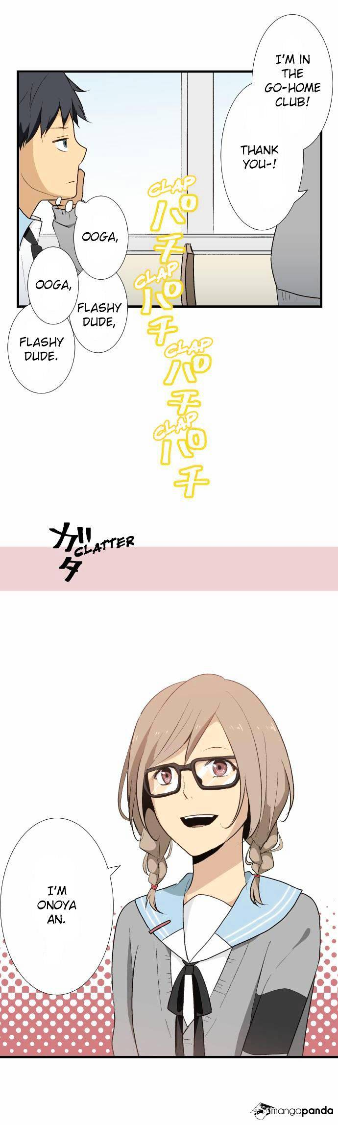 ReLIFE Chapter 8  Online Free Manga Read Image 6