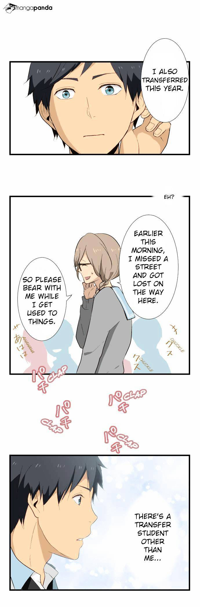 ReLIFE Chapter 8  Online Free Manga Read Image 7